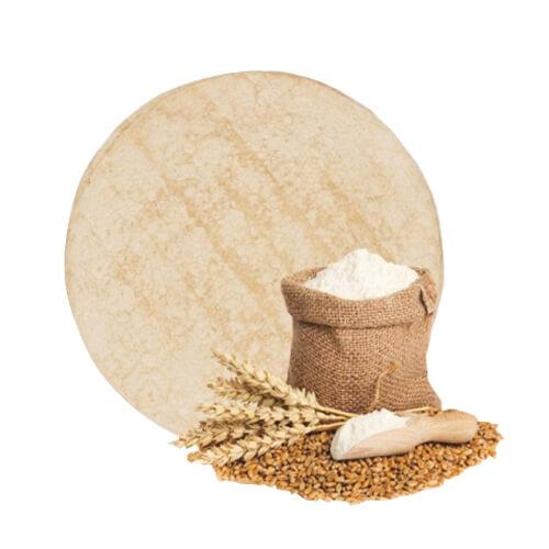 Durum- tortilla de trigo
