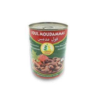Foul Moudammas Libanofoods