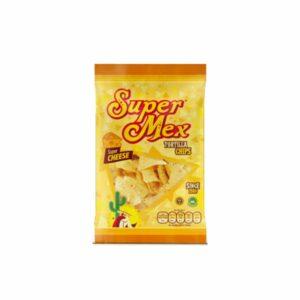 Nachos sabor a queso